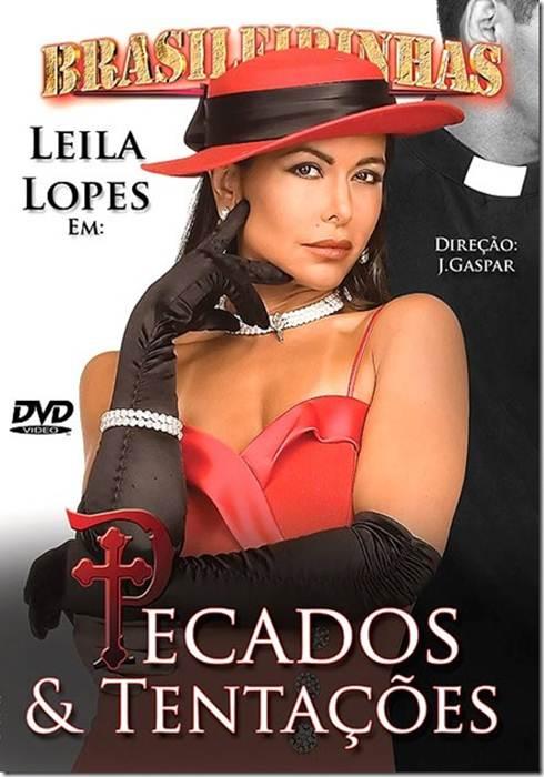Leila Lopes filme Pecados e Tentações