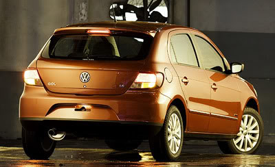 VW: Fotos do Novo Gol