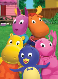 Backyardigans fotos