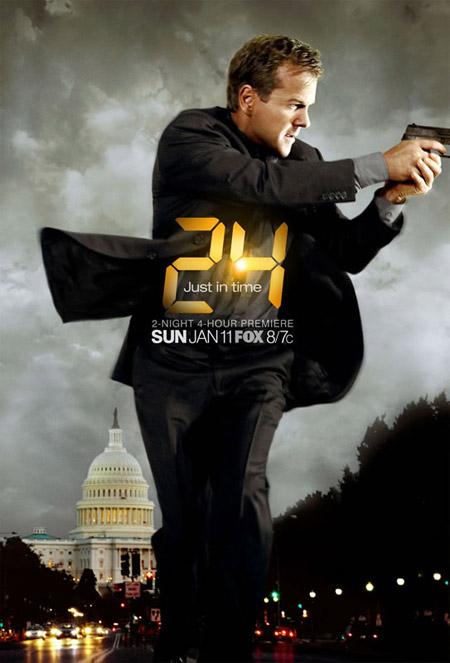 Série 24 horas: Temporada 7 tem Novos Posters