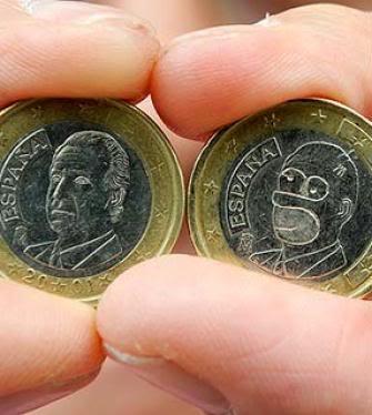 hoimer simpson em moeda