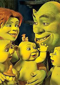 Shrek - Filhos