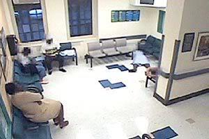 Morte em espera de Hospital USA