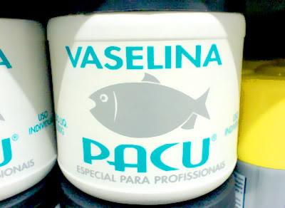 Fotos Engraçadas: Vaselina Pacu