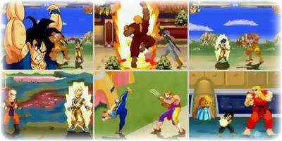 Jogos: Dragonball Vs. Streetfighter [Download]