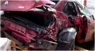 Fotos de Acidentes de Carro
