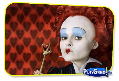 Filme Alice no País das Maravilhas de Tim Burton
