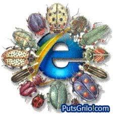 Anti-virus online Internet Explorer