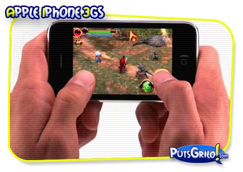 Apple: iPhone 3Gs