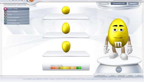 Crie seu Avatar dos MM's para MSN ou Orkut
