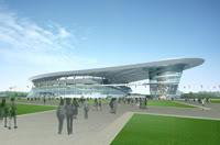 Estádio - Olimpíadas Pequim 2008