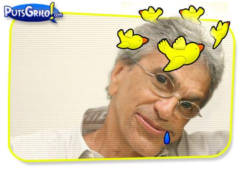 Vídeo: Caetano Veloso Cai do Palco. E eu com isso?