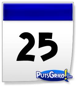Calendário: Feriados Nacionais em 2009 / 2010 / 2011 / 2012