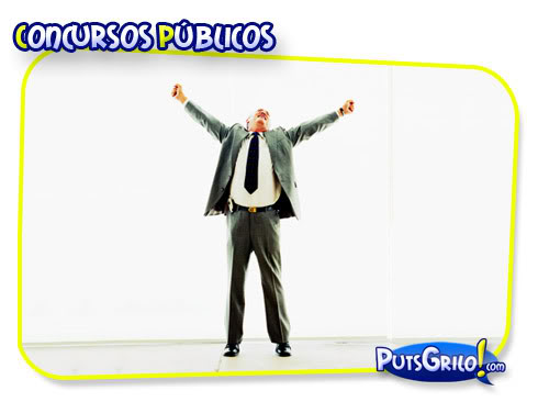Concursos Públicos: Apostilas, Vagas, Provas, Cursos e Empregos