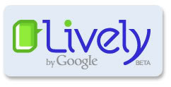 corner logo Download: Lively by Google: Jogo e Chat Online