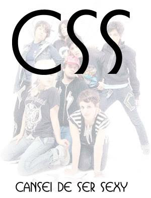 CSS: Cansei de Ser Sexy - A Banda Fantasma