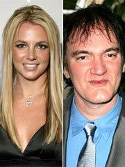 Britney Spears e Quentin Tarantino