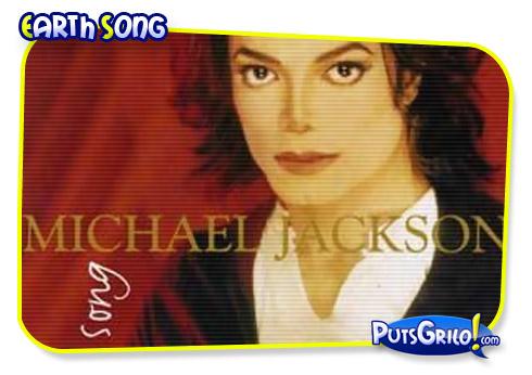 Michael Jackson - Earth Song (Video Clipe, Letra e Tradução)