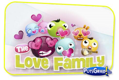 Love Family: 30 Emoticons Grátis para Baixar no MSN