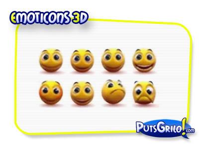emoticons 3d cameron diaz