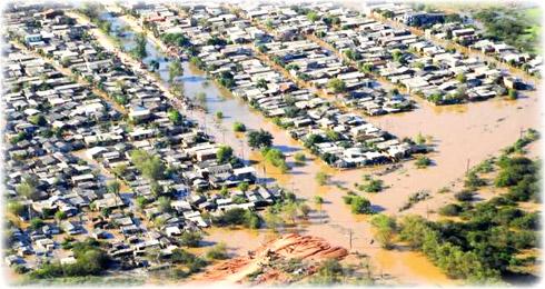 Enchentes em Santa Catarina: Ajude!