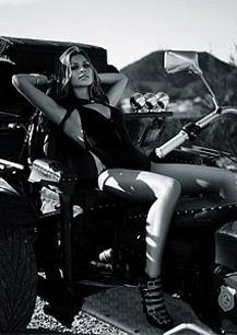 Fotos da Grazi Massafera Sensual na Homem Vogue