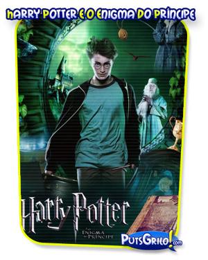 Cinema: Harry Potter e o Enigma do Príncipe em Trailer Legendado