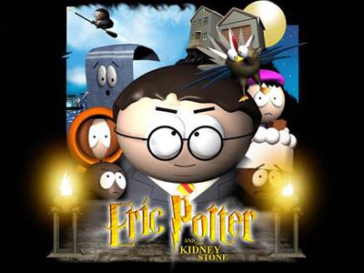 Harry Potter em Versão South Park é Eric Potter