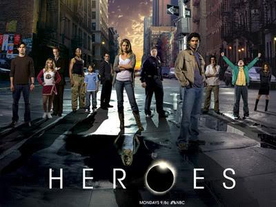 Série Heroes: Download de todos os Episódios e Temporadas Grátis
