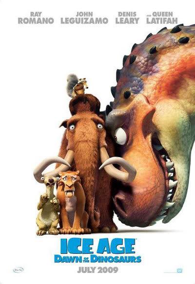 A Era do Gelo 3 (Ice Age 3 - Dawn Of The Dinosaurs)