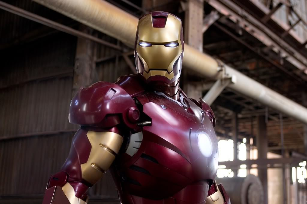 IronMan - Homem de Ferro
