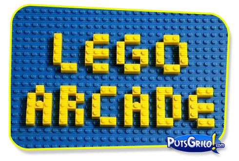 Jogos: Lego Arcade
