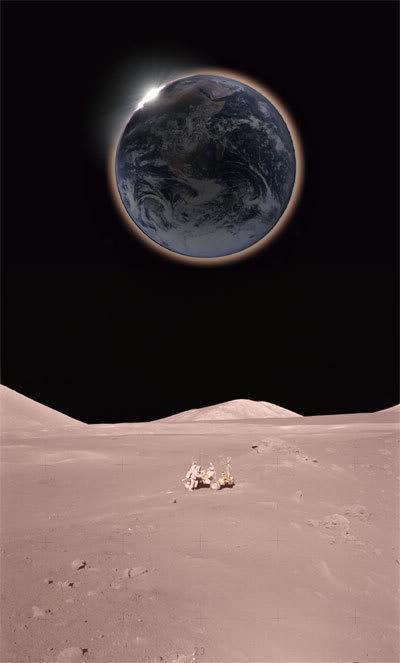 Astronomia: Veja o Eclipse Total da Lua na Lua