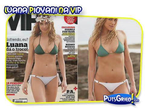 Fotos da Luana Piovani na VIP