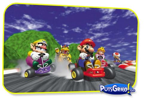 Mario Kart: O Filme