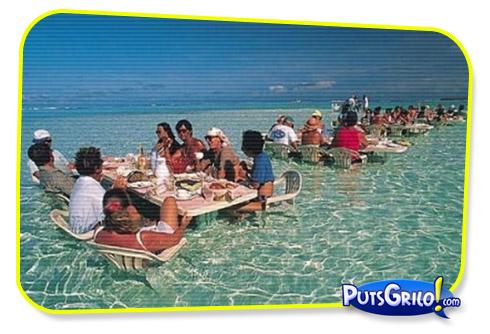 Momento Relax: O Paraíso é Aqui!