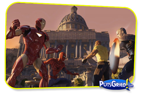 Marvel Ultimate Alliance 2: Fusion (Trailer e Imagens)