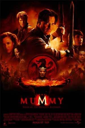 A Múmia 3: A Tumba do Imperador Dragão