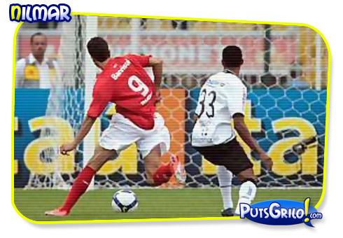 Futebol: Gol Lindo do Nilmar (Brasileirão 2009)