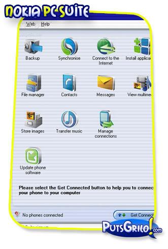 Nokia PC Suite Download: Celular Cheio de Funções