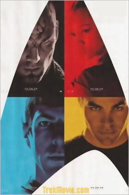 Poster do Novo Star Trek