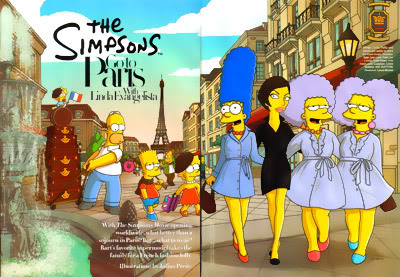 Os Simpsons vão a Paris