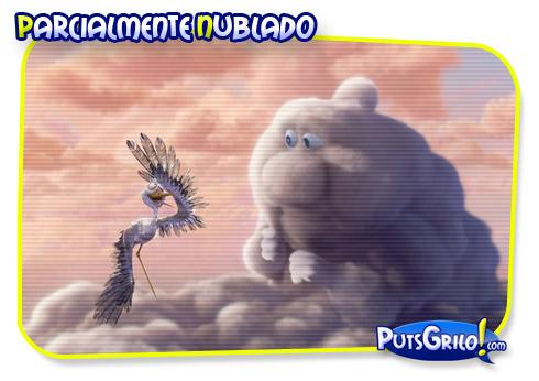 Parcialmente Nublado: Curta de Animação da Disney / Pixar