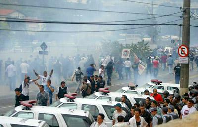 Confronto: Polícia Civil x Polícia Militar