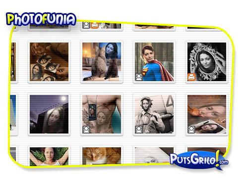 PhotoFunia: Faça Montagens de Fotos Grátis e Fácil
