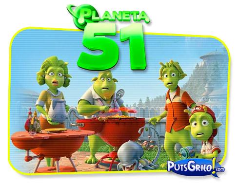 Filme Planeta 51: Trailer e Mais