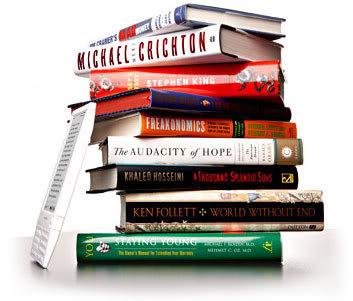 Amazon Kindle - e-book