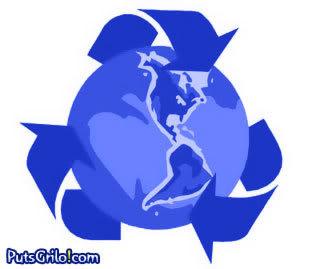 Reciclagem: Uma boa idéia