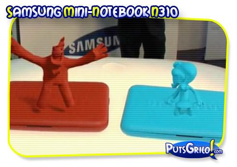 Marketing: Samsung Mini-Notebook N310