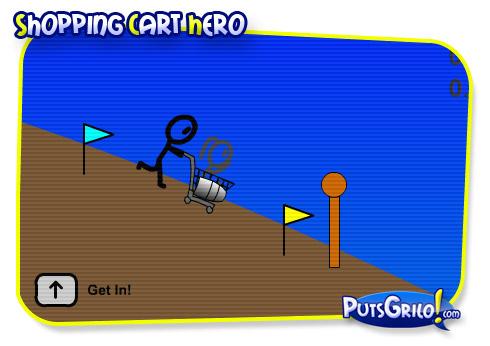 Shopping Cart Hero: Jogo Online em Flash Viciante #2